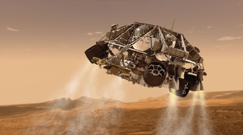Space Taxis and other vehicles of the future.